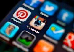 Instagram et Pinterest