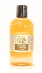 Shampoing à l'huile végétale de jojoba