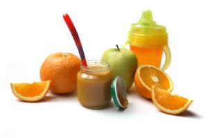 diversifier l'alimentation de bébé