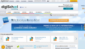 digiSchool site
