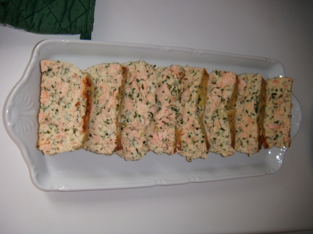 terrine de poisson express