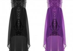 robe asymétrique mim