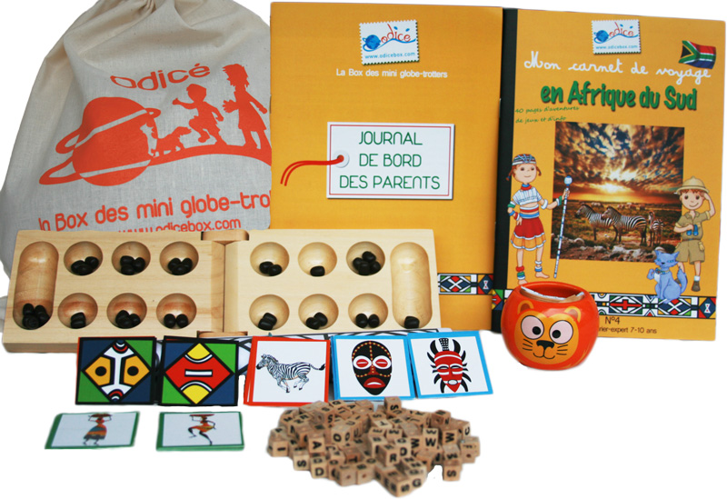 box enfant odice
