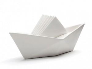 pliage de serviette bateau