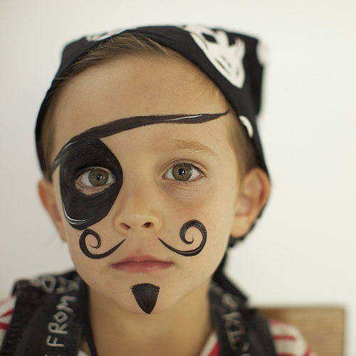 Maquillage Pirate Enfants