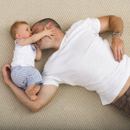 congé parental pères