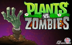 Jeu plants vs zombies