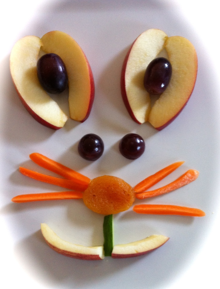 salade de fruit lapin