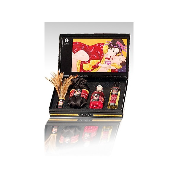 coffret massage erotique
