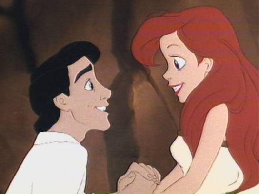 Le coup de foudre, c'est un peu l'histoire des princesses...