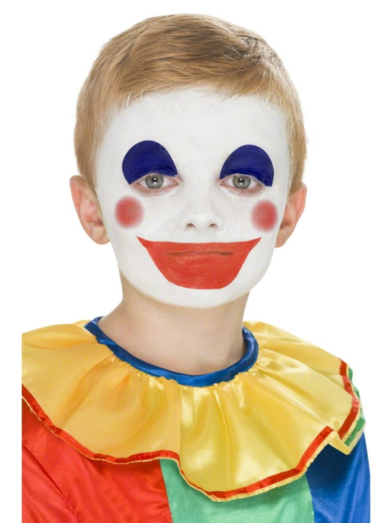 maquillage clown enfant